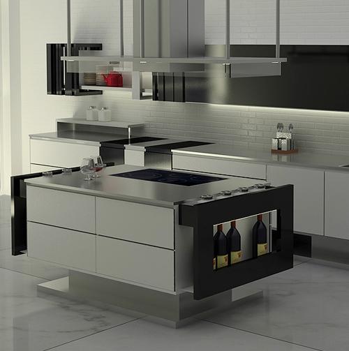 desain dapur ala india